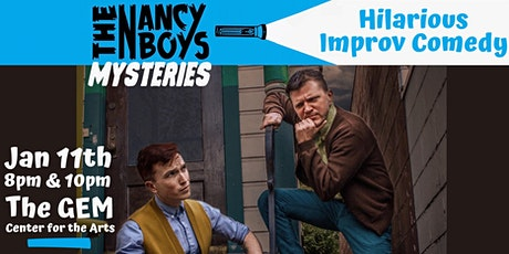The Nancy Boys in Boise! tickets