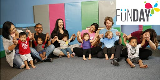FREE BCB Playdate at Playdate at Funday Old Orchard! (Skokie, IL)