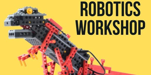 Robotics Workshop @ Orchard [4-7 y/o]