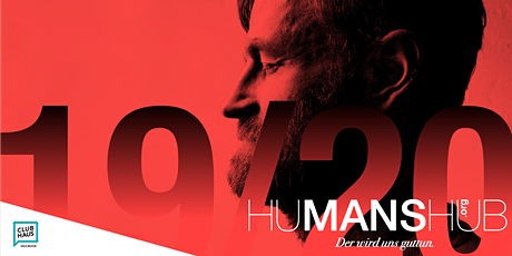 """""""3 gute Stunden - Closing 2019"""" by HUMANSHUB Tickets"""