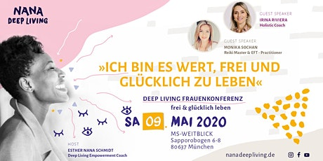Deep Living Frauenkonferenz tickets