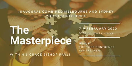 The Masterpiece - Combined Youth Conference tickets