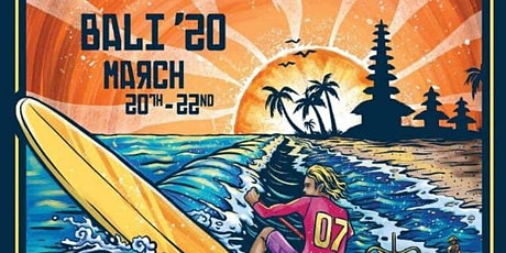 The Longboard Sup Revolution Bali Cosmic Experience tickets