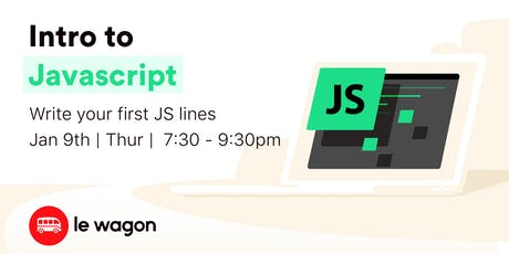 Intro to Javascript tickets