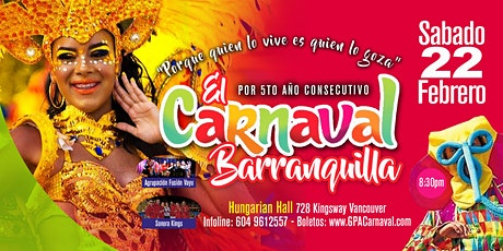 Carnaval de Barranquilla tickets