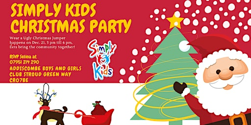 SIMPLY CHRISTMAS PARTY