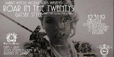 Roar In The Twenty's: Gatsby Style! tickets