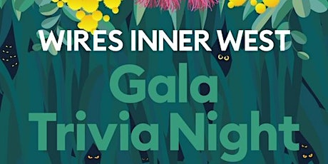 WIRES Inner West Gala Trivia Night tickets