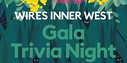 WIRES Inner West Gala Trivia Night