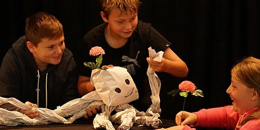 Puppetry of Paper Workshop @ Green Valley Library: Ages 5-12 yrs