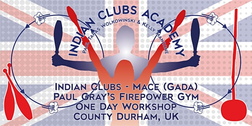 Indian Clubs and Traditional Mace (gada) Workshop