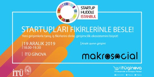 Startup Huddle İstanbul