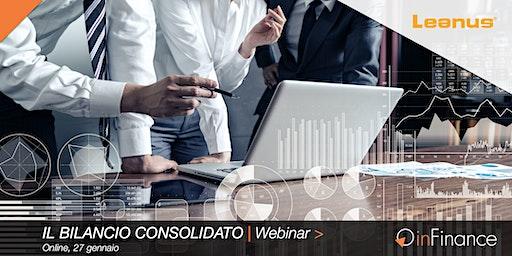 Webinar   Il Bilancio Consolidato