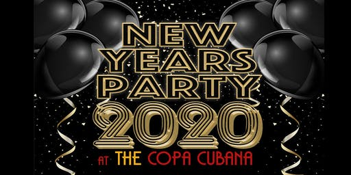 HAPPY FUN-KY NEW YEAR 2020