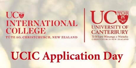 UCIC Application Day 2019 tickets