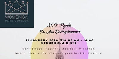360° Cycle to an Entrepreneur