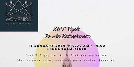 360° Cycle to an Entrepreneur tickets