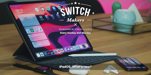 iPadOS, What's New? - Penang (Gurney Plaza)