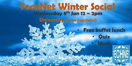 Technet Winter Social tickets