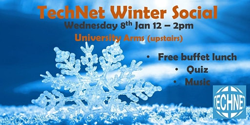 Technet Winter Social