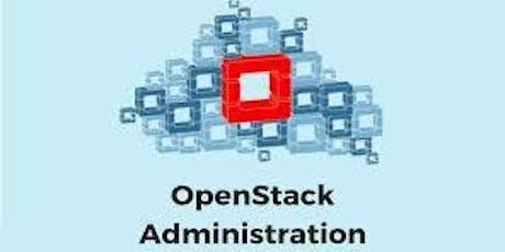 OpenStack Administration 5 Days Training in Edinburgh tickets