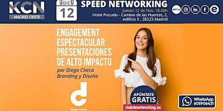 Engagement Espectacular Presentaciones de Alto Impacto - Speed Networking entradas