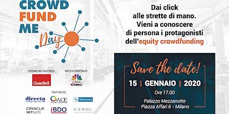 CrowdFundMe Day - Palazzo Mezzanotte biglietti