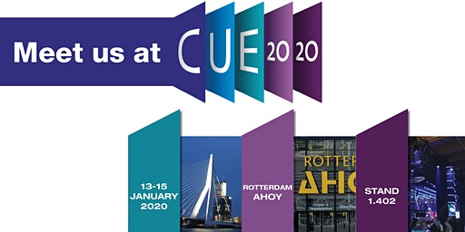 CUE 2020 @ Rotterdam