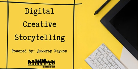 Digital Creative Storytelling tickets