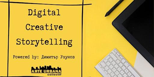 Digital Creative Storytelling