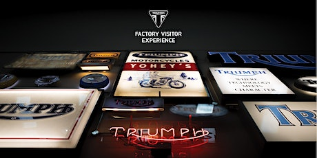 March 2020 Factory Tours tickets