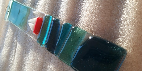 Glass workshop: make your own glass hangings 28th December tickets