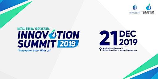 Innovation Summit Mercu Buana 2019