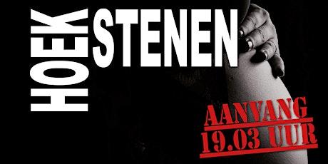 """Toneeluitvoering """"Hoekstenen"""" (De Bruiloft) tickets"""