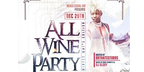 ALL WINE PARTY  tickets