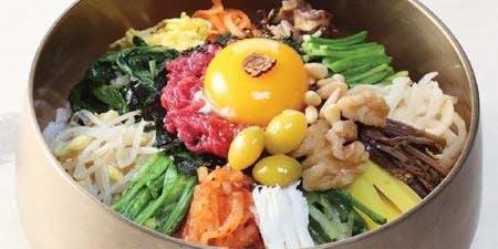 Korean cooking class
