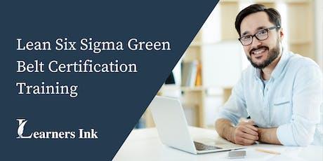 Lean Six Sigma Green Belt Certification Training Course (LSSGB) in Baie-Saint-Paul billets