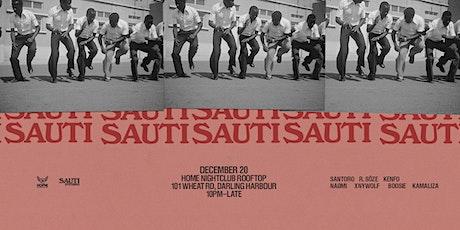 Sauti Systems Night 11 tickets