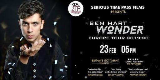 Magician Ben Hart Live In Amsterdam