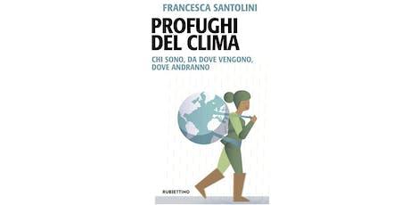 Presentazione del libro di Francesca Santolini tickets