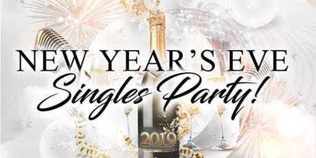 New Year Eve Single's Party!!!! tickets