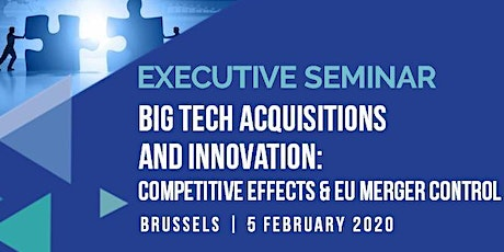 Big Tech Acquisitions and Innovation: Competitive Effects and EU Merger Control tickets