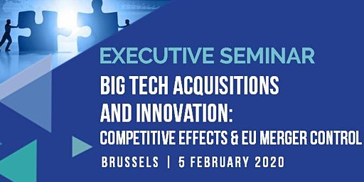 Big Tech Acquisitions and Innovation: Competitive Effects and EU Merger Control