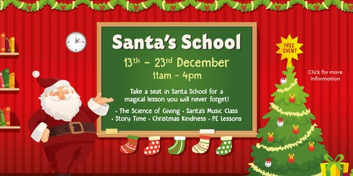 Santa's School