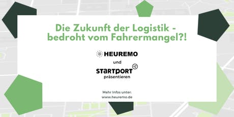 Die Zukunft der Logistik - bedroht vom Fahrermangel?! Tickets