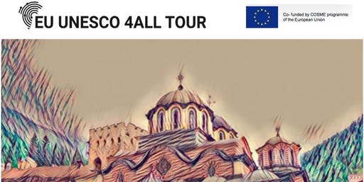 "EU UNESCO4ALL Workshop ""Building accessible cultural experience together"""