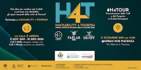 H4Tour @Urban Hub Piacenza biglietti