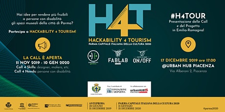 H4Tour @Urban Hub Piacenza tickets