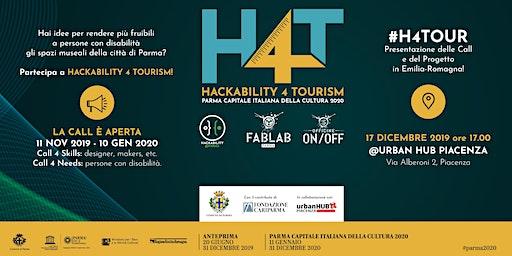 H4Tour @Urban Hub Piacenza