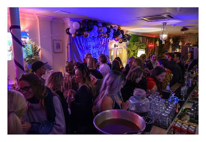 End Of Year Party - Canapes, Drinks, Prizes & Networking image